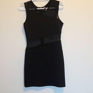 Poof coulture mini dress size M